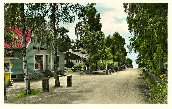 Affären i Björkhagen sedd från Per Skomakares väg på 50-talet