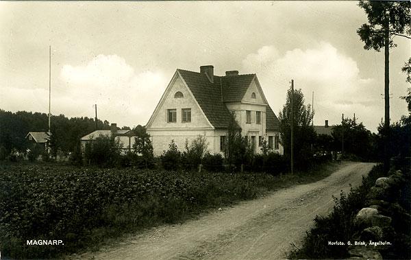 Björkhagen Landskronakolonin vykort