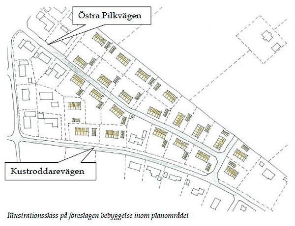 detaljplan Barkåkra 22:8 Skepparkroken Kustroddarevägen