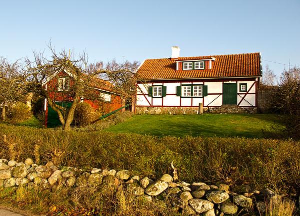 1.e flygläkare Ove Löfbergs hus i Skepparkroken F10