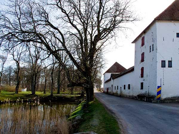 Engeltoftas ladugård från 1760-talet