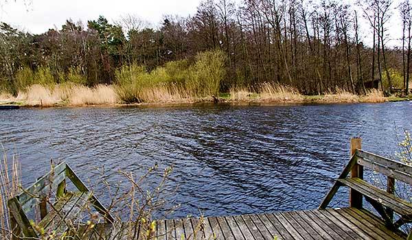 Möjligt läge för Ryna bro vid Luntertun