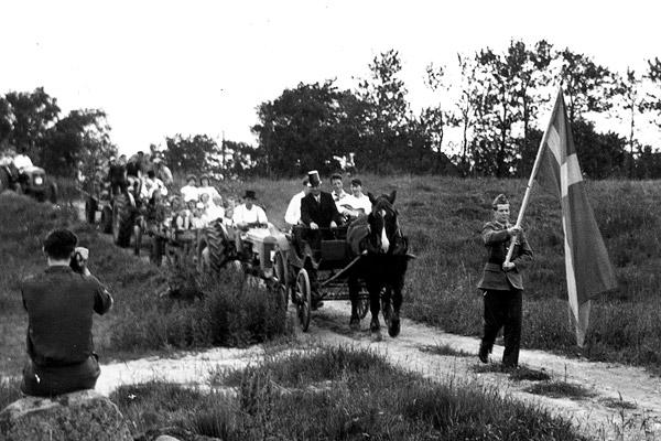 Midsommar i Skepparkroken 1956 - bild 4