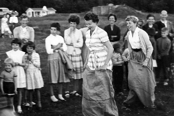 Midsommar i Skepparkroken 1956 - bild 11