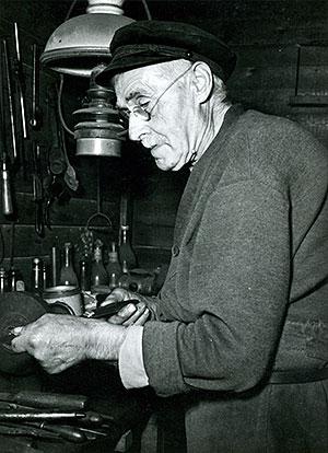 Gustav Svensson från Skepparkroken, kallad Gustav Sjöman