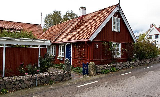 Björkhagsvägen 13 i oktober 2010