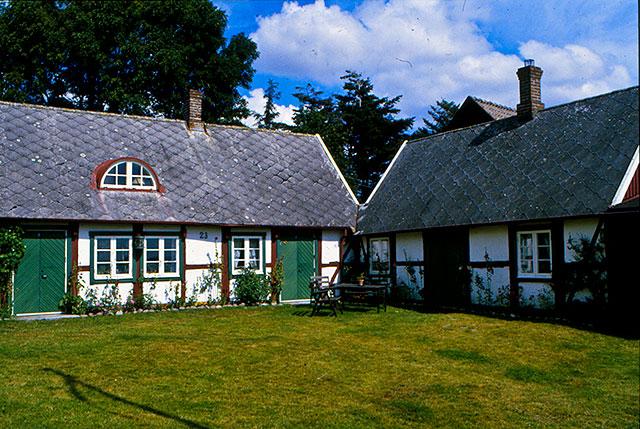 Nordfeldts hus i Skepparkroken (Foto 1980-tal lånat av Evy Hulth)