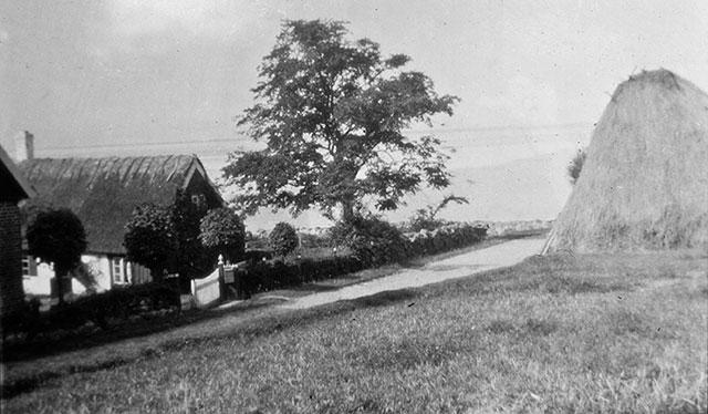 Backen ner till Skepparkroken c:a 1910