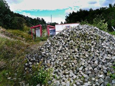 Bild 8- Kommunalt förråd vid Skepparkroksvägen 2011-08-14