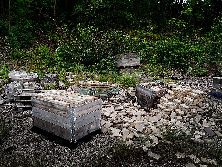 Bild 5- Kommunalt förråd vid Skepparkroksvägen 2011-08-14