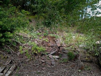 Bild 4- Kommunalt förråd vid Skepparkroksvägen 2011-08-14