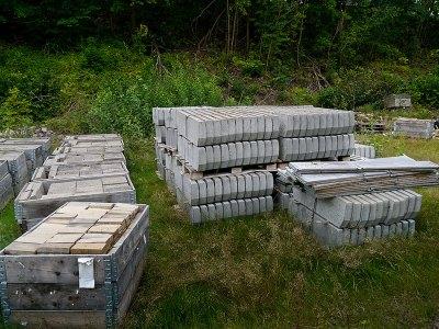 Bild 3- Kommunalt förråd vid Skepparkroksvägen 2011-08-14