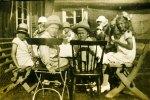Barnkalas i Skepparkroken på 1920-talet