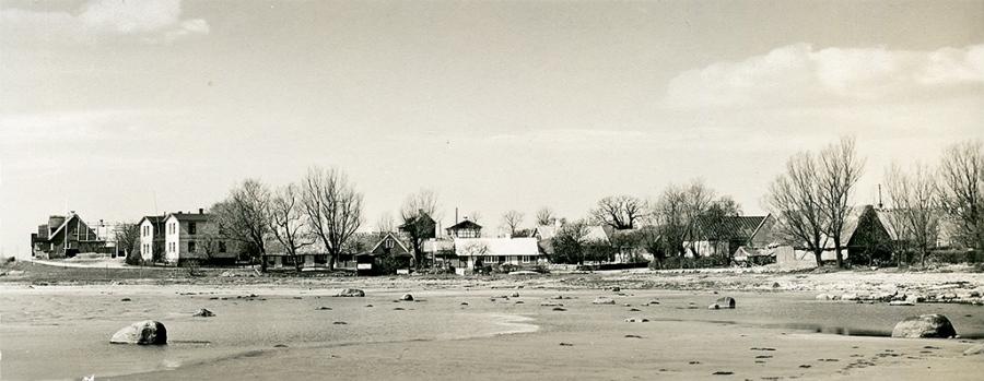 Skepparkroken 1938 (bild från familjen Thott)