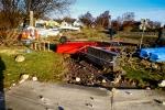 Morgonen efter adventsstormen 2011 i Björkhagen (foto Bim Borgh)
