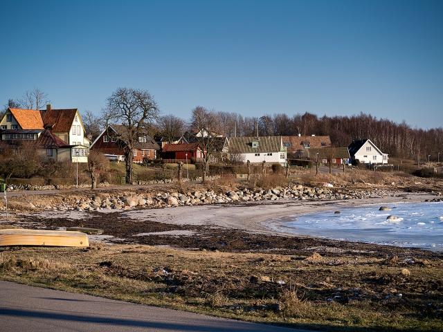 Skepparkrokens strand, 6:e feb 2012