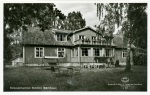 Semesterhemmet Solviken i Björkhagen på 1950-talet