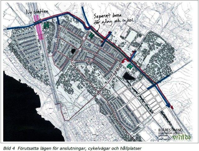 Detaljplan för Bjäre Strand