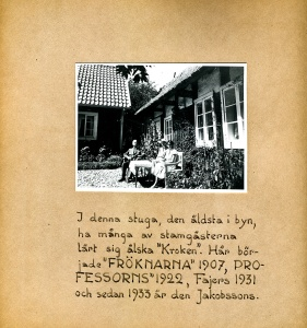 Maja Fajers album om Skepparkroken 1950-51 - sidan 08