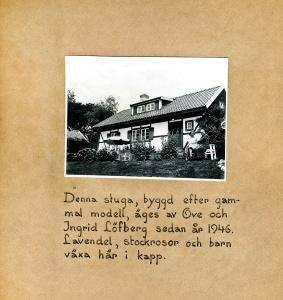 Maja Fajers album om Skepparkroken 1950-51 - sidan 18