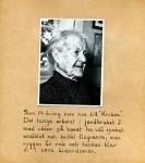 Maja Fajers album om Skepparkroken 1950-51 – sidan 21 Albertina Hult