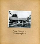 Fajers album om Skepparkroken 1950-51 – sidan 33 Anna Persson Skräddaregården