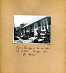 Maja Fajers album om Skepparkroken 1950-51 – sidan 35 Alma Berggren