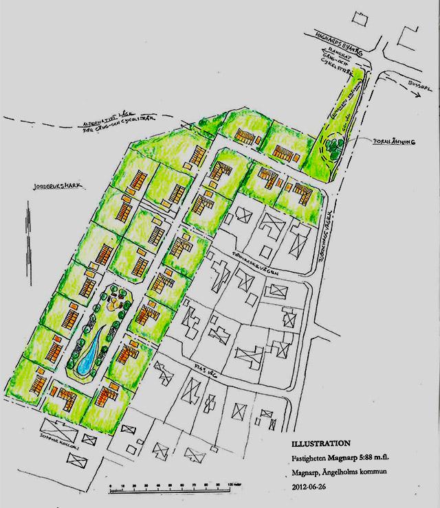 Plan 2012 för Magnarp 5:88 m.fl.