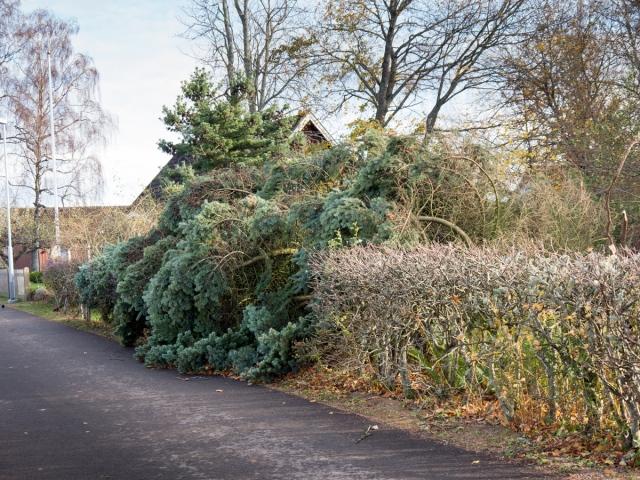 Brynolfs väg vid Fåralyckevägen