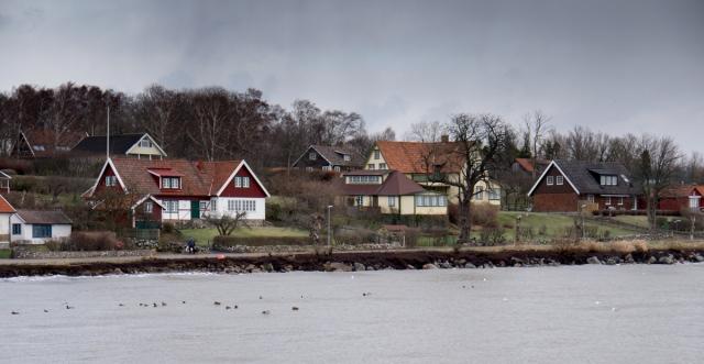 Stranden i Skepparkroken 2013-12-06