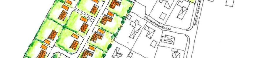 Plan för Magnarp 5:88 i mars 2014