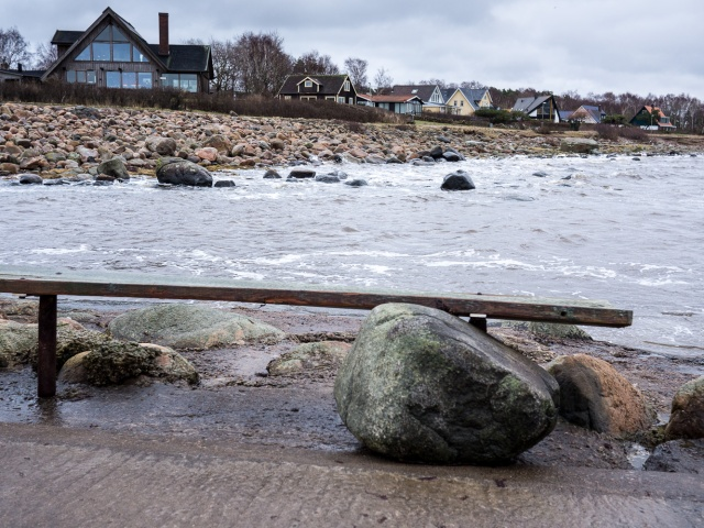 Bryggan i Björkhagen