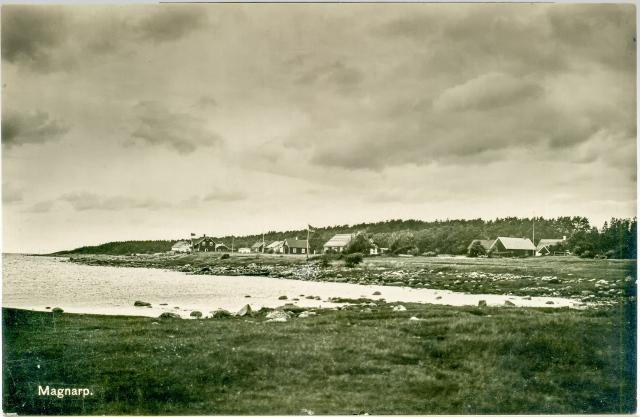 Brynolfs kås i Björkhagen på ett vykort från 1920-talet