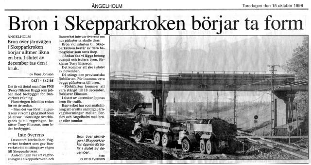 Järnvägsbron NST 1998-10-15