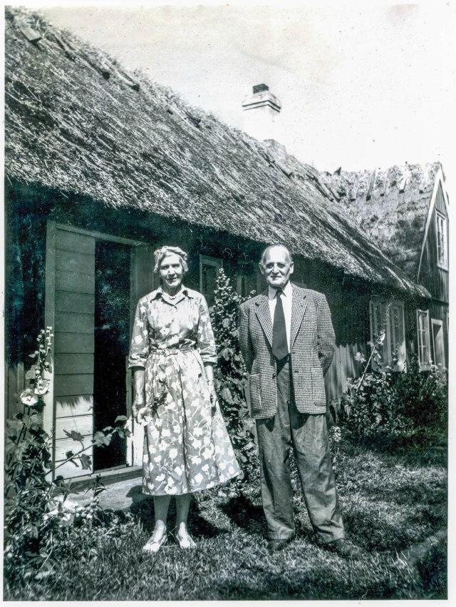 Maja Fajers foto 1952